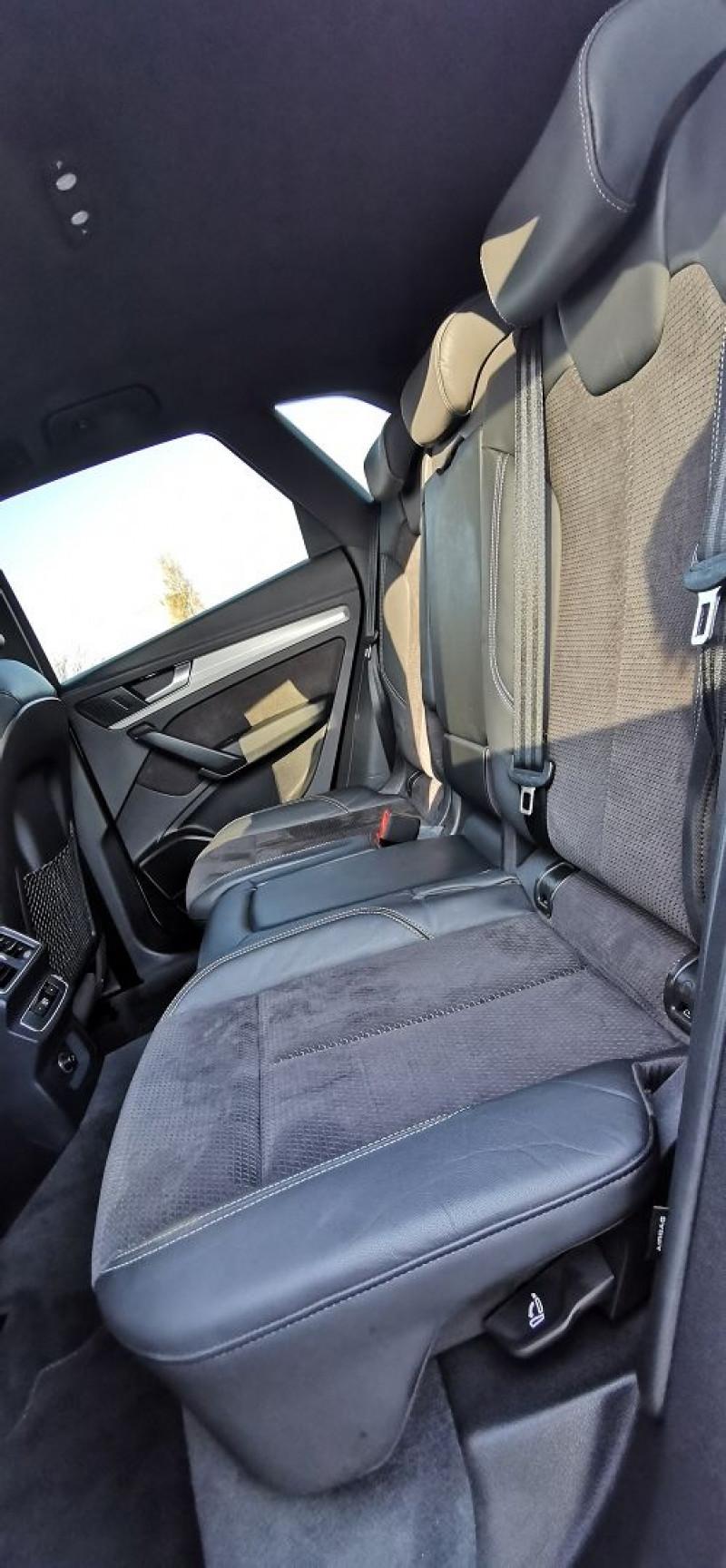 Photo 16 de l'offre de AUDI SQ5 3.0 V6 TFSI 354CH QUATTRO TIPTRONIC 8 à 54990€ chez Maximum Automobiles