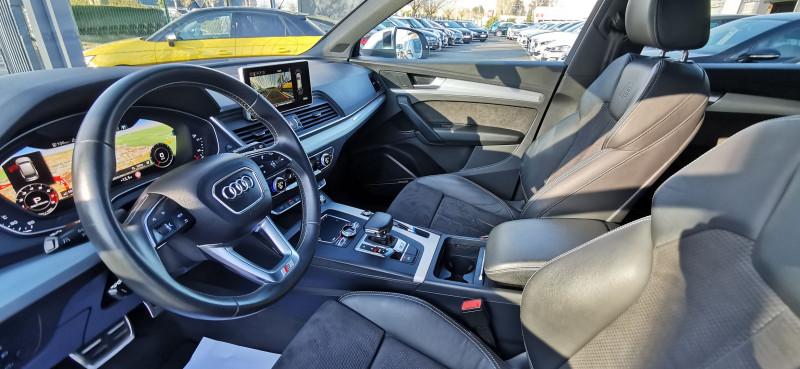 Photo 9 de l'offre de AUDI SQ5 3.0 V6 TFSI 354CH QUATTRO TIPTRONIC 8 à 54990€ chez Maximum Automobiles