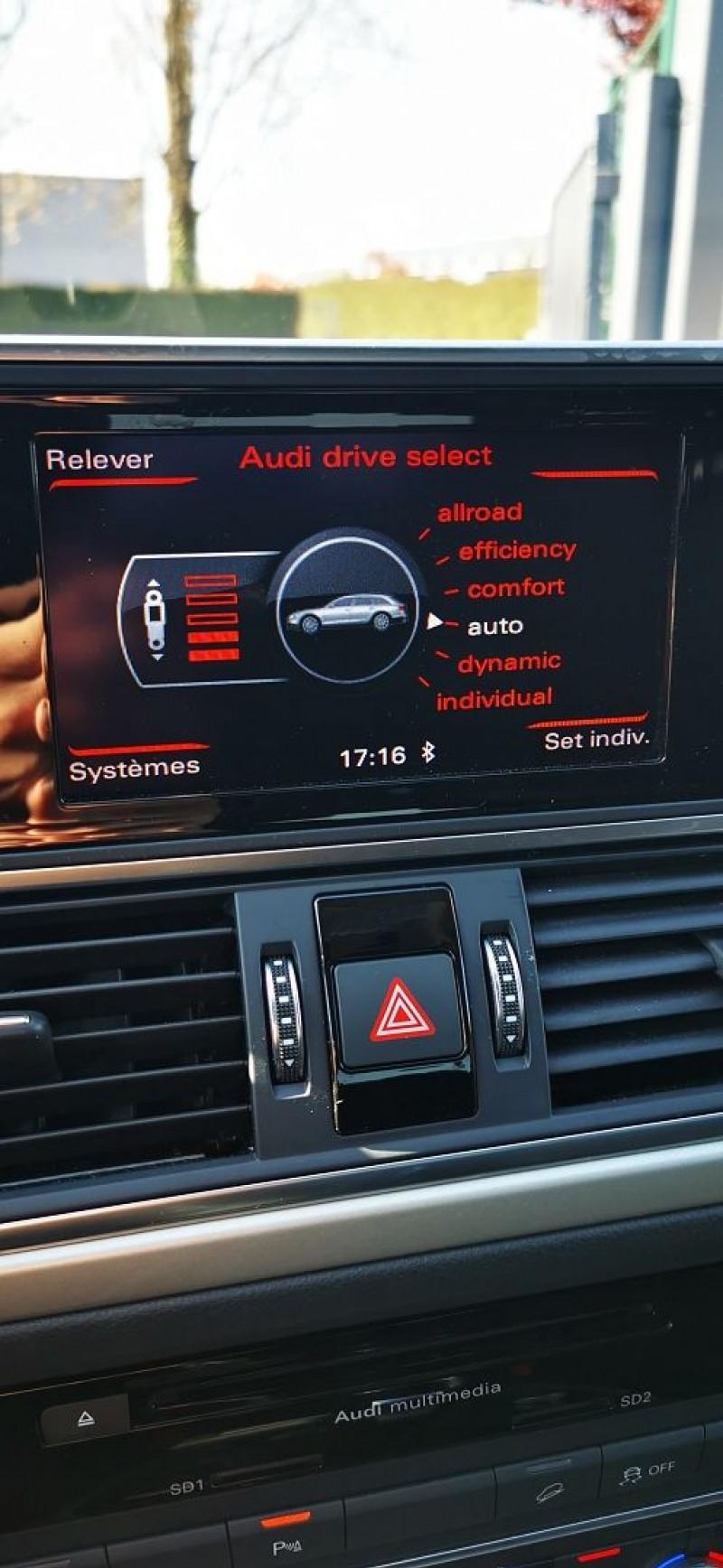 Photo 20 de l'offre de AUDI A6 ALLROAD 3.0 V6 BITDI 320CH AMBITION LUXE QUATTRO TIPTRONIC à 41490€ chez Maximum Automobiles