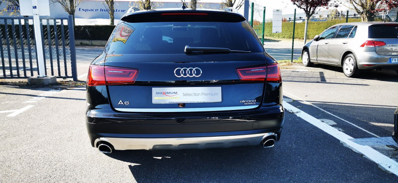 Photo 5 de l'offre de AUDI A6 ALLROAD 3.0 V6 BITDI 320CH AMBITION LUXE QUATTRO TIPTRONIC à 41490€ chez Maximum Automobiles