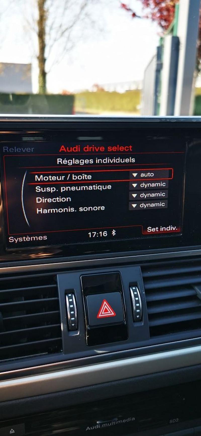 Photo 21 de l'offre de AUDI A6 ALLROAD 3.0 V6 BITDI 320CH AMBITION LUXE QUATTRO TIPTRONIC à 41490€ chez Maximum Automobiles