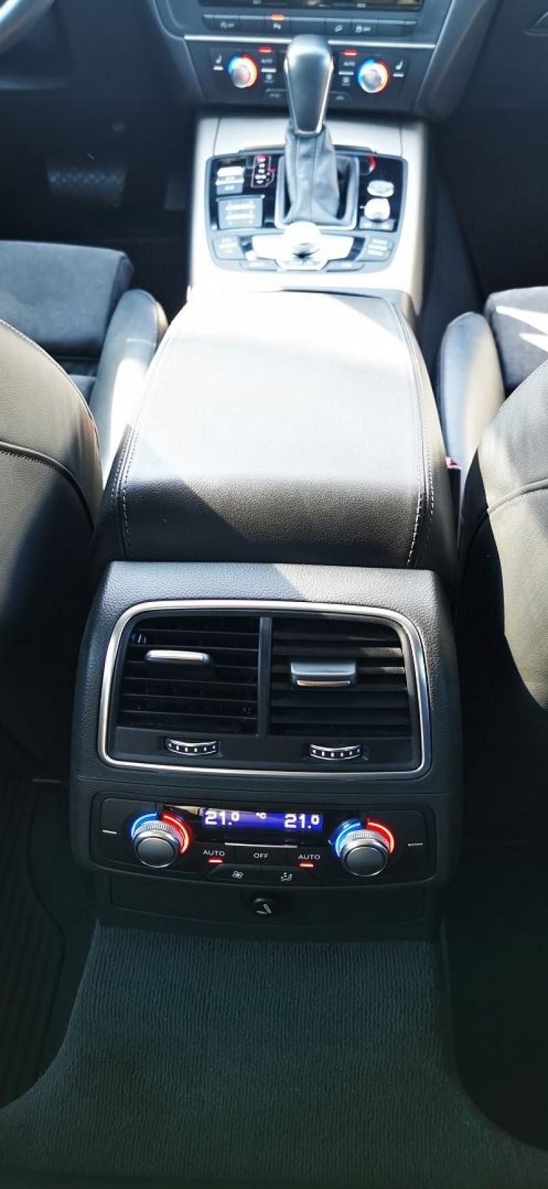 Photo 17 de l'offre de AUDI A6 ALLROAD 3.0 V6 BITDI 320CH AMBITION LUXE QUATTRO TIPTRONIC à 41490€ chez Maximum Automobiles