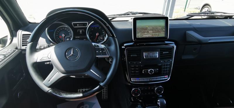 Photo 9 de l'offre de MERCEDES-BENZ CLASSE G 500 421CH BREAK LONG 7G-TRONIC + à 86990€ chez Maximum Automobiles