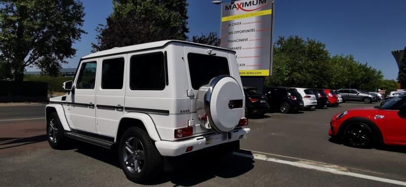Photo 4 de l'offre de MERCEDES-BENZ CLASSE G 500 421CH BREAK LONG 7G-TRONIC + à 86990€ chez Maximum Automobiles