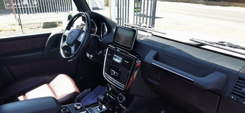 Photo 11 de l'offre de MERCEDES-BENZ CLASSE G 500 421CH BREAK LONG 7G-TRONIC + à 86990€ chez Maximum Automobiles