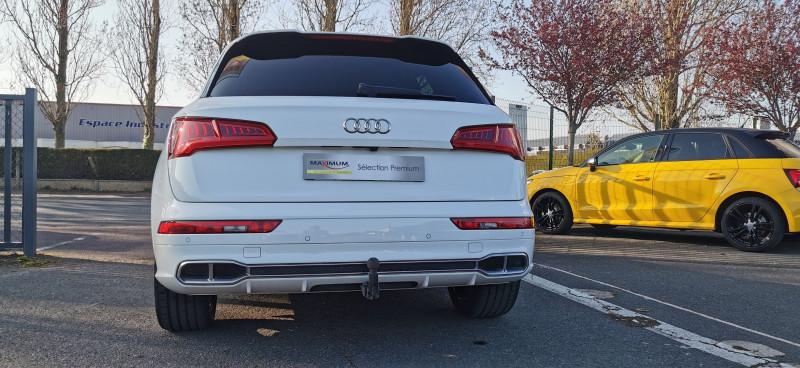 Photo 5 de l'offre de AUDI SQ5 3.0 V6 TFSI 354CH QUATTRO TIPTRONIC 8 à 54990€ chez Maximum Automobiles