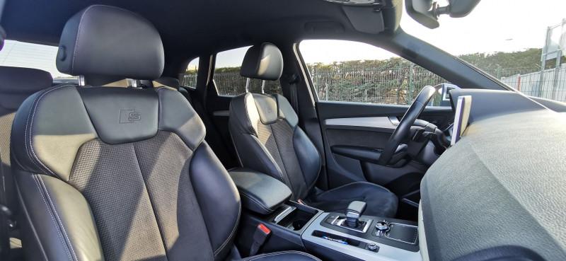 Photo 13 de l'offre de AUDI SQ5 3.0 V6 TFSI 354CH QUATTRO TIPTRONIC 8 à 54990€ chez Maximum Automobiles
