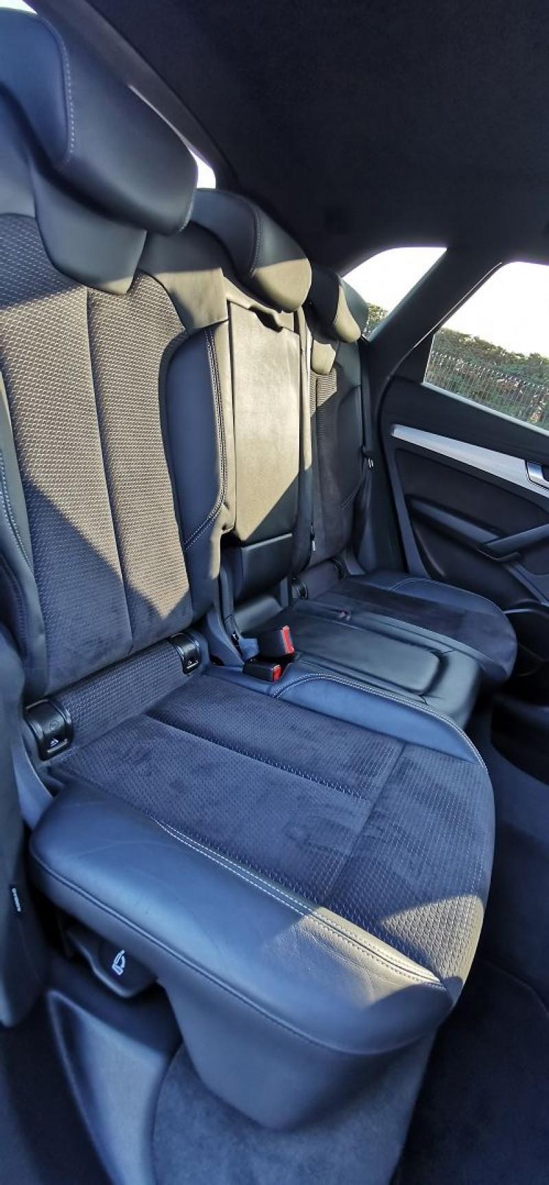 Photo 14 de l'offre de AUDI SQ5 3.0 V6 TFSI 354CH QUATTRO TIPTRONIC 8 à 54990€ chez Maximum Automobiles