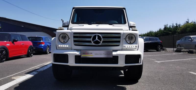 Photo 2 de l'offre de MERCEDES-BENZ CLASSE G 500 421CH BREAK LONG 7G-TRONIC + à 86990€ chez Maximum Automobiles
