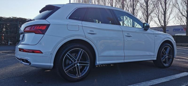 Photo 6 de l'offre de AUDI SQ5 3.0 V6 TFSI 354CH QUATTRO TIPTRONIC 8 à 54990€ chez Maximum Automobiles