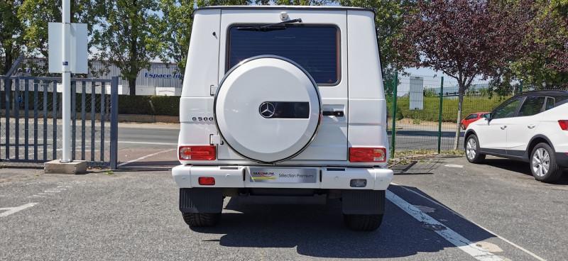 Photo 5 de l'offre de MERCEDES-BENZ CLASSE G 500 421CH BREAK LONG 7G-TRONIC + à 86990€ chez Maximum Automobiles