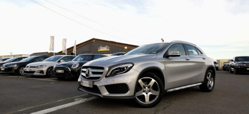 Mercedes-Benz CLASSE GLA (X156) 180 FASCINATION 7G-DCT Essence ARGENT Occasion à vendre