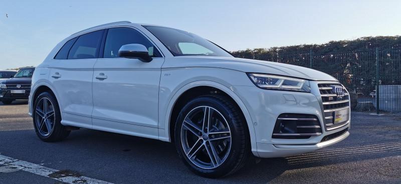 Photo 3 de l'offre de AUDI SQ5 3.0 V6 TFSI 354CH QUATTRO TIPTRONIC 8 à 54990€ chez Maximum Automobiles
