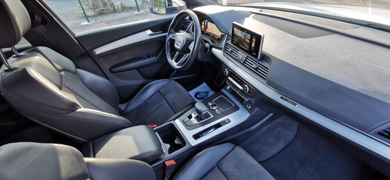 Photo 12 de l'offre de AUDI SQ5 3.0 V6 TFSI 354CH QUATTRO TIPTRONIC 8 à 54990€ chez Maximum Automobiles
