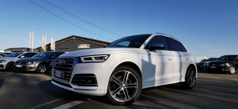 Photo 1 de l'offre de AUDI SQ5 3.0 V6 TFSI 354CH QUATTRO TIPTRONIC 8 à 54990€ chez Maximum Automobiles