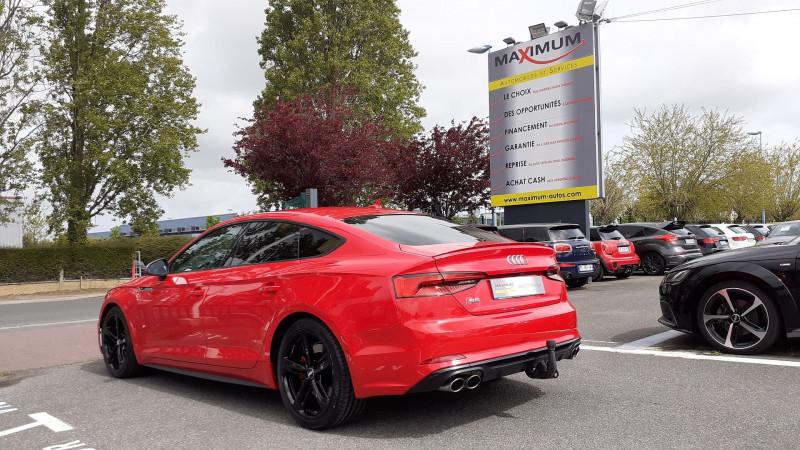 Photo 3 de l'offre de AUDI S5 SPORTBACK 3.0 V6 TFSI 354CH QUATTRO TIPTRONIC 8 à 49990€ chez Maximum Automobiles