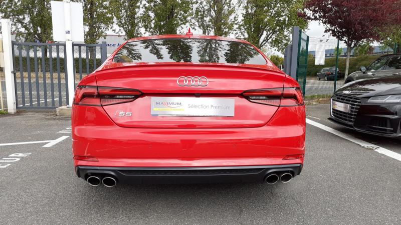 Photo 6 de l'offre de AUDI S5 SPORTBACK 3.0 V6 TFSI 354CH QUATTRO TIPTRONIC 8 à 49990€ chez Maximum Automobiles