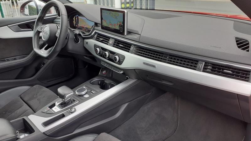Photo 18 de l'offre de AUDI S5 SPORTBACK 3.0 V6 TFSI 354CH QUATTRO TIPTRONIC 8 à 49990€ chez Maximum Automobiles