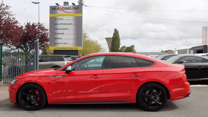 Photo 4 de l'offre de AUDI S5 SPORTBACK 3.0 V6 TFSI 354CH QUATTRO TIPTRONIC 8 à 49990€ chez Maximum Automobiles