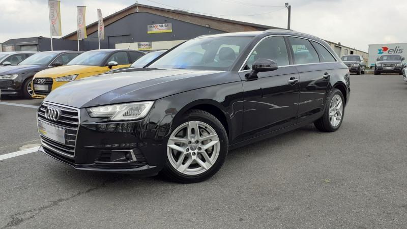 Audi A4 AVANT 2.0 TFSI 252CH ULTRA DESIGN S TRONIC 7 Essence NOIR Occasion à vendre