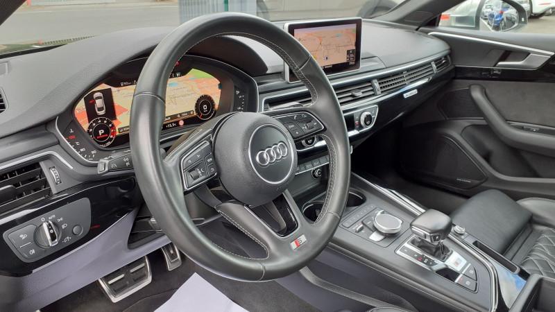 Photo 13 de l'offre de AUDI S5 SPORTBACK 3.0 V6 TFSI 354CH QUATTRO TIPTRONIC 8 à 49990€ chez Maximum Automobiles