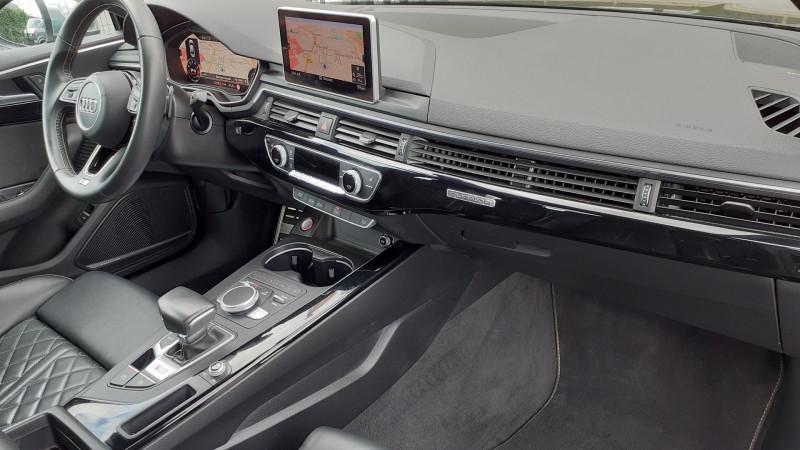 Photo 17 de l'offre de AUDI S5 SPORTBACK 3.0 V6 TFSI 354CH QUATTRO TIPTRONIC 8 à 49990€ chez Maximum Automobiles
