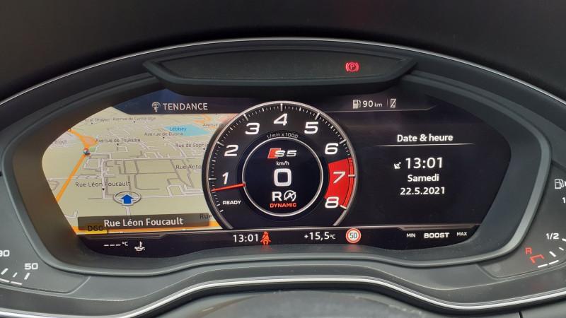 Photo 22 de l'offre de AUDI S5 SPORTBACK 3.0 V6 TFSI 354CH QUATTRO TIPTRONIC 8 à 49990€ chez Maximum Automobiles