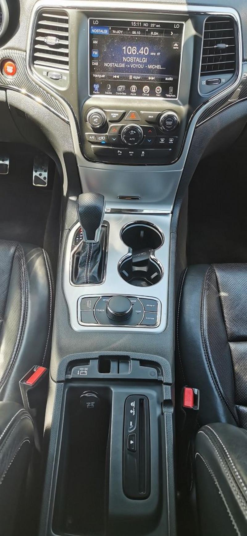 Photo 20 de l'offre de JEEP GRAND CHEROKEE 6.4 V8 HEMI 468CH SRT BVA8 à 44990€ chez Maximum Automobiles