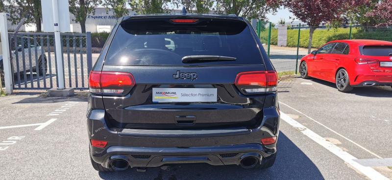 Photo 6 de l'offre de JEEP GRAND CHEROKEE 6.4 V8 HEMI 468CH SRT BVA8 à 44990€ chez Maximum Automobiles