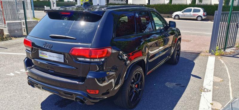 Photo 7 de l'offre de JEEP GRAND CHEROKEE 6.4 V8 HEMI 468CH SRT BVA8 à 44990€ chez Maximum Automobiles
