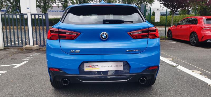 Photo 11 de l'offre de BMW X2 XDRIVE25DA 231CH M SPORT à 37990€ chez Maximum Automobiles