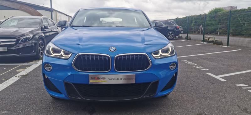 Photo 4 de l'offre de BMW X2 XDRIVE25DA 231CH M SPORT à 37990€ chez Maximum Automobiles