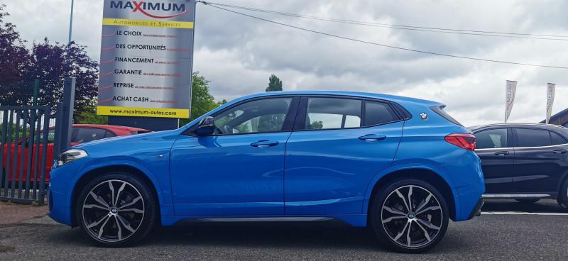 Photo 9 de l'offre de BMW X2 XDRIVE25DA 231CH M SPORT à 37990€ chez Maximum Automobiles