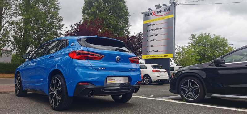 Photo 3 de l'offre de BMW X2 XDRIVE25DA 231CH M SPORT à 37990€ chez Maximum Automobiles