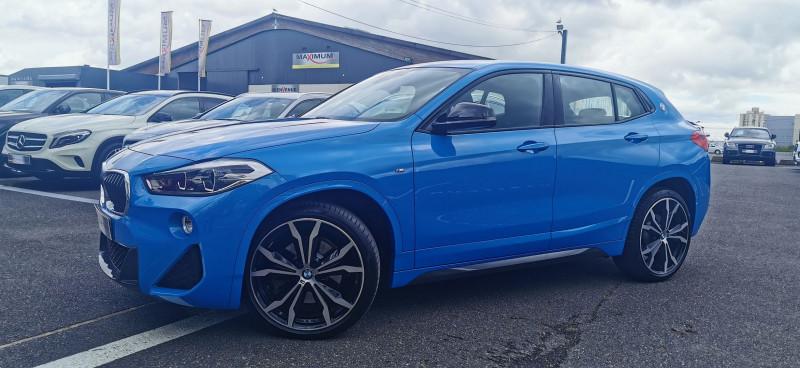 Photo 1 de l'offre de BMW X2 XDRIVE25DA 231CH M SPORT à 37990€ chez Maximum Automobiles