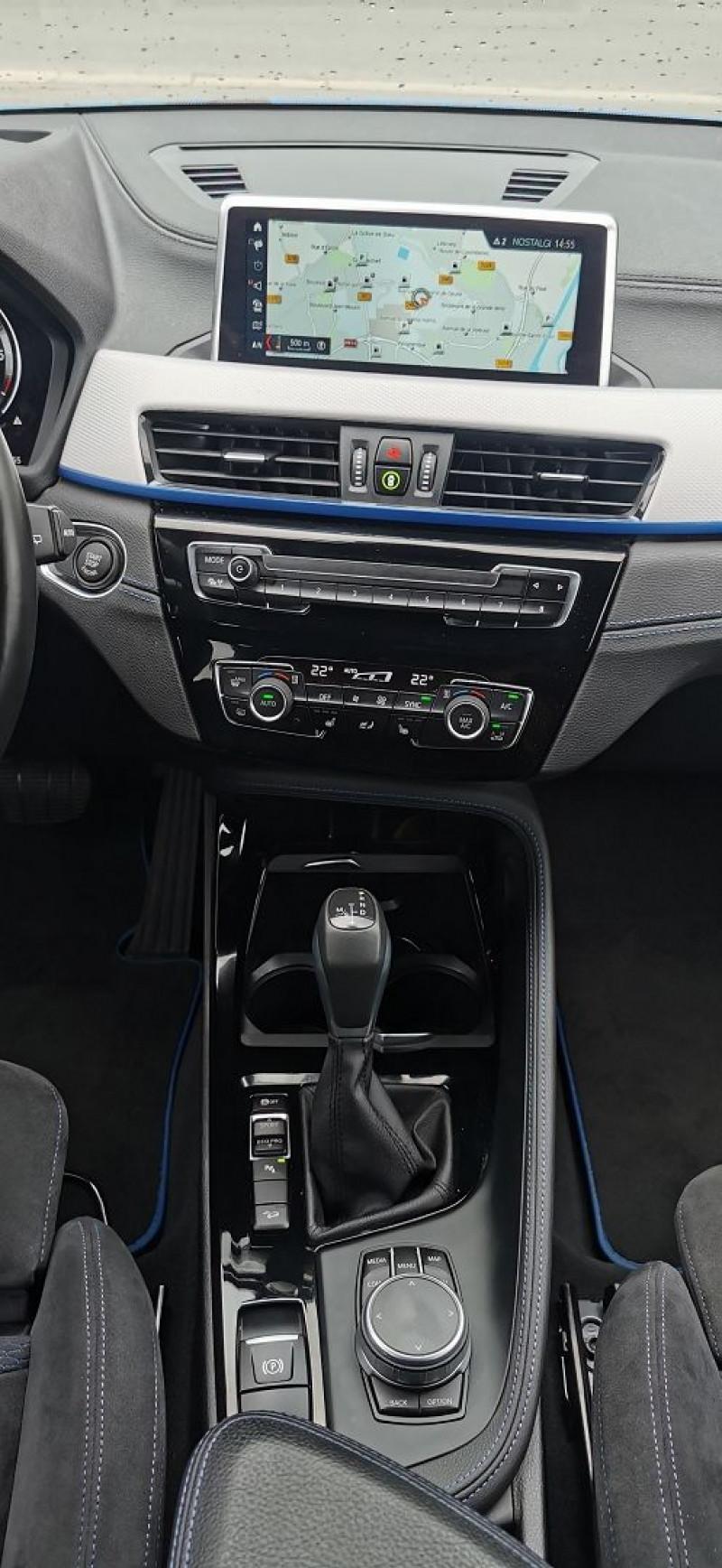 Photo 22 de l'offre de BMW X2 XDRIVE25DA 231CH M SPORT à 37990€ chez Maximum Automobiles