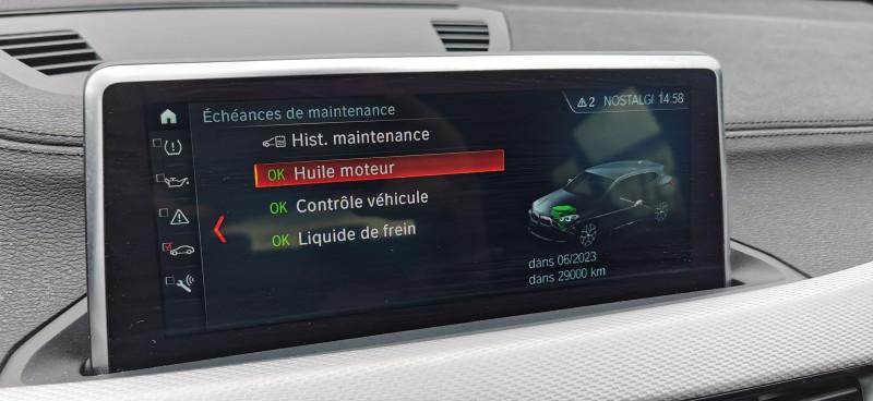 Photo 27 de l'offre de BMW X2 XDRIVE25DA 231CH M SPORT à 37990€ chez Maximum Automobiles