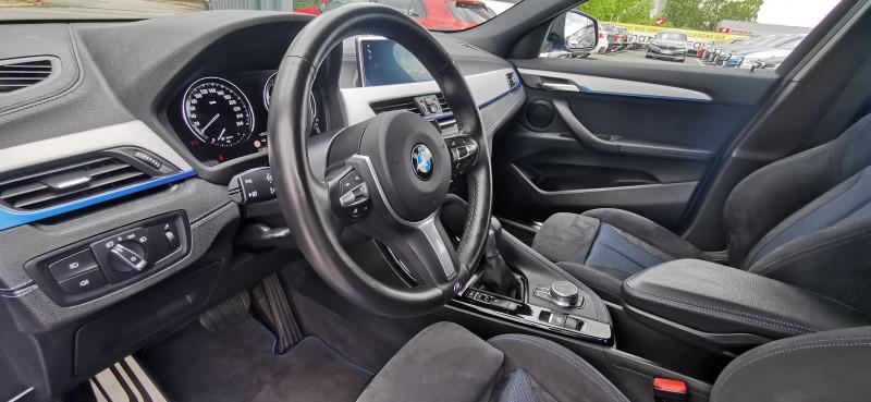 Photo 17 de l'offre de BMW X2 XDRIVE25DA 231CH M SPORT à 37990€ chez Maximum Automobiles