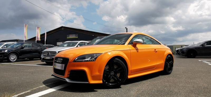Audi TT RS 2.5 TFSI 340CH QUATTRO S TRONIC 7 Essence ORANGE Occasion à vendre