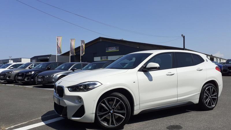 Bmw X2 XDRIVE20DA 190CH M SPORT Diesel BLANC Occasion à vendre