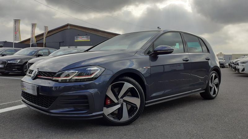 Volkswagen GOLF VII 2.0 TSI 245CH BLUEMOTION TECHNOLOGY GTI PERFORMANCE 5P Essence BLEU Occasion à vendre