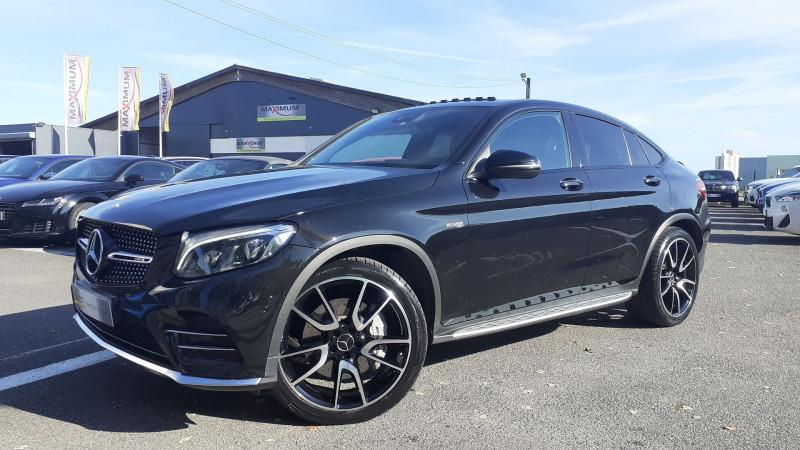 Mercedes-Benz GLC COUPE 43 AMG 367CH 4MATIC 9G-TRONIC Essence NOIR Occasion à vendre