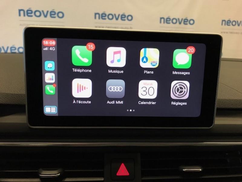 Photo 19 de l'offre de AUDI A4 AVANT 35 TDI 150CH DESIGN S TRONIC 7 EURO6D-T à 31990€ chez NEOVEO