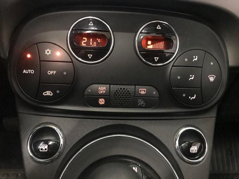 Photo 12 de l'offre de FIAT 500 1.2 8V 69CH S&S S DUALOGIC EURO6D à 14490€ chez NEOVEO