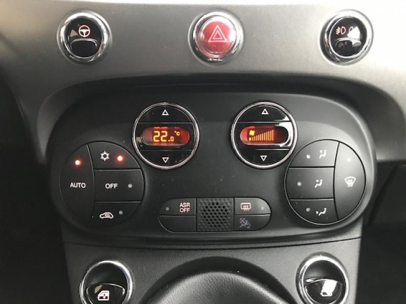 Photo 6 de l'offre de FIAT 500 1.2 8V 69CH S&S S EURO6D à 12990€ chez NEOVEO