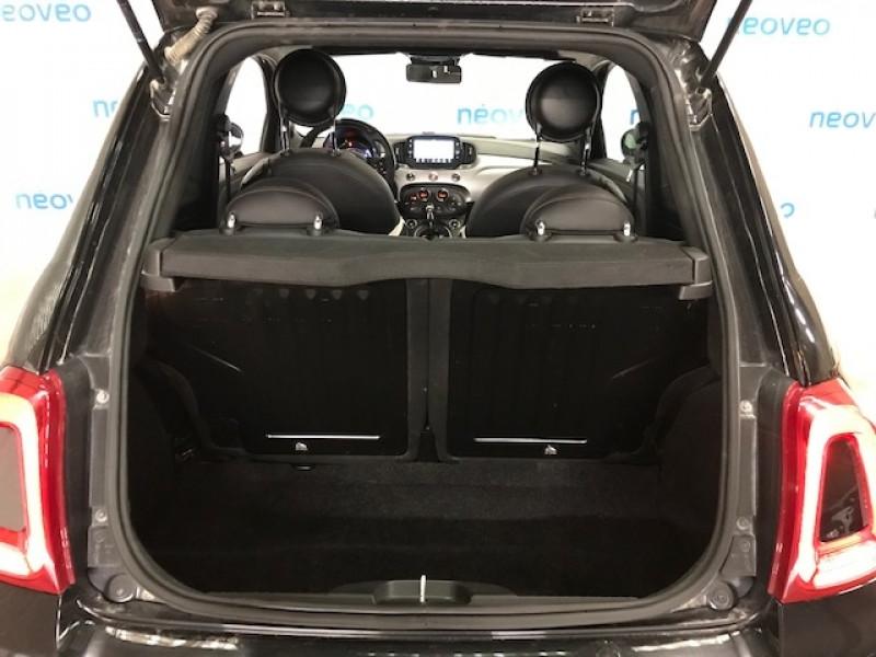 Photo 9 de l'offre de FIAT 500 1.2 8V 69CH S&S S DUALOGIC EURO6D à 14490€ chez NEOVEO
