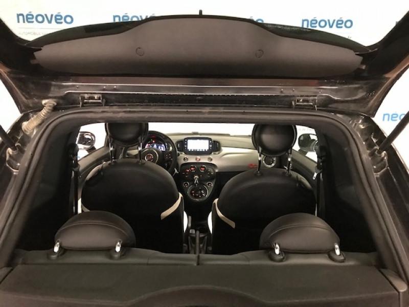 Photo 8 de l'offre de FIAT 500 1.2 8V 69CH S&S S DUALOGIC EURO6D à 14490€ chez NEOVEO