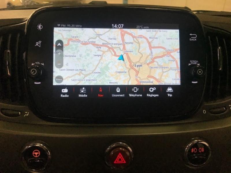 Photo 11 de l'offre de FIAT 500 1.2 8V 69CH S&S S DUALOGIC EURO6D à 14490€ chez NEOVEO