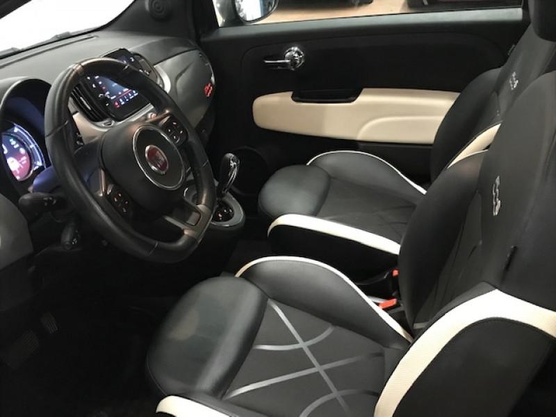 Photo 7 de l'offre de FIAT 500 1.2 8V 69CH S&S S DUALOGIC EURO6D à 14490€ chez NEOVEO