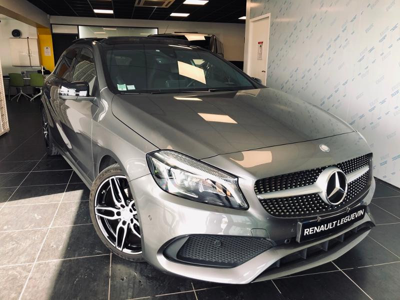 Mercedes-Benz Classe A 200 CDI Fascination 7G-DCT Diesel GRIS F Occasion à vendre
